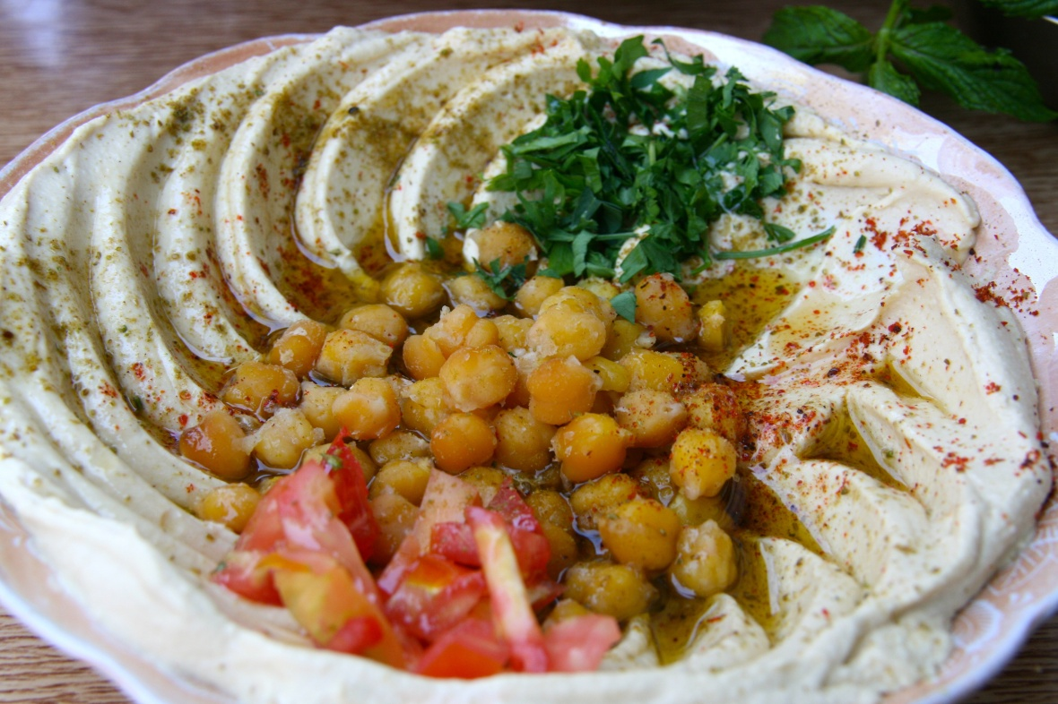 "Flickr / Creative Commons / Rain Rannu ""Hummus (Damascus, Syria)"""