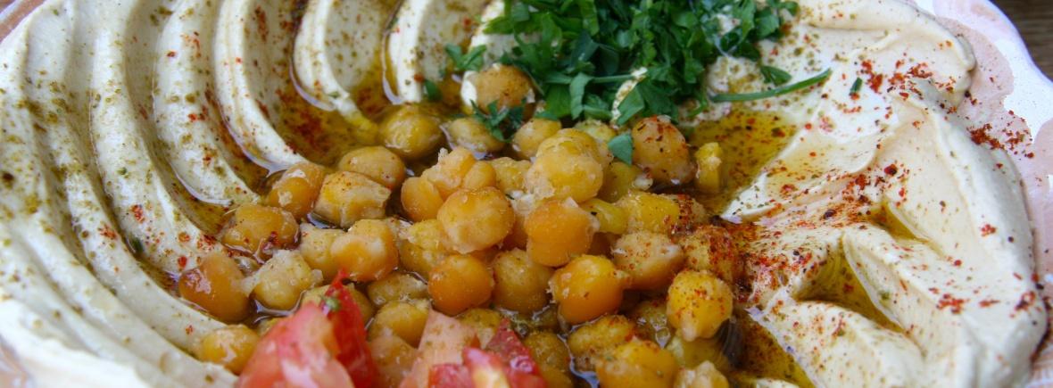 "Flickr / Creative Commons / Rain Rannu ""Hummus (Damascus, Syria)"""